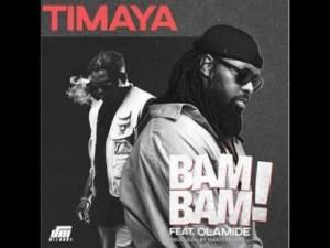 Instrumental: Timaya - Bam Bam ft Olamide